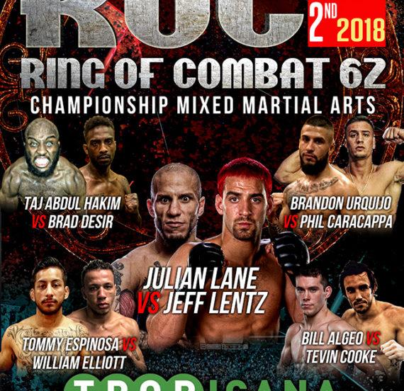 Ring of Combat 62