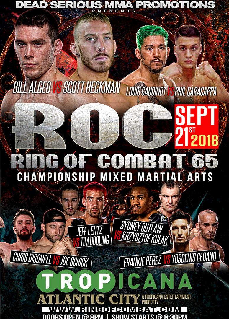 Ring of Combat 65
