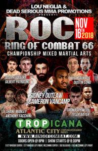 Ring of Combat 66