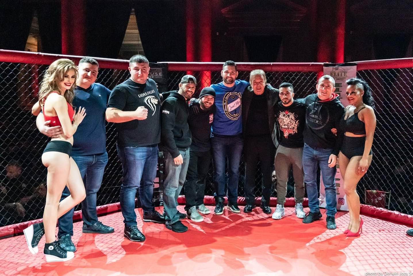 Combat at the Capitale 43 Results - February 8, 2019