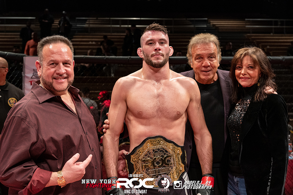 Ring of Combat 67 Results - February 22, 2019