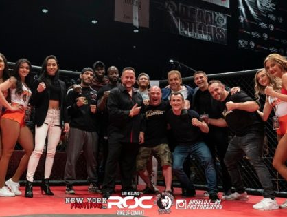 Ring of Combat 68 Results - May 31 2019