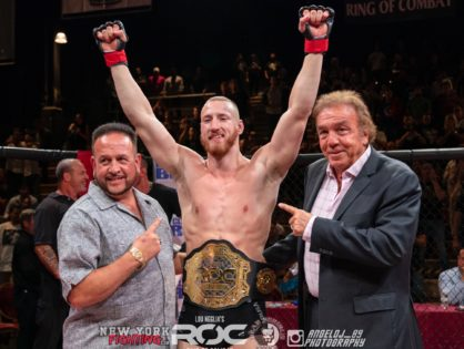 Ring of Combat 69 Results - September 13 2019