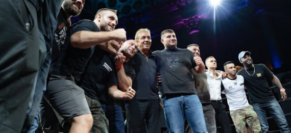 Combat at the Capitale 44 Results - September 20 2019