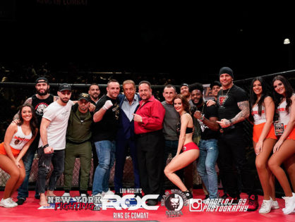 Ring of Combat 71 results - February 21 2020
